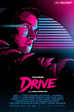 Made in The 80s - Drive Movie Poster
