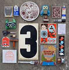 FFFFOUND! | grain edit · Tad Carpenter Interview #design