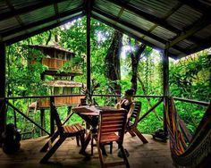 CJWHO ™ (finca bellavista: a sustainable treehouse...) #design #architecture #photography #landscape #tree house #costa rica