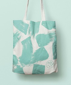 Office Whole Body 7 B Tote #branding