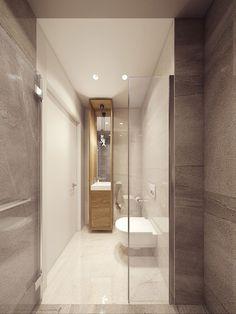 Modern Bathroom °3 - Apartment °1 #modern #bathroom #bagno #moderno #appartamento