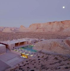 Amangiri Hotel by Aman Resorts #hotel #photography #architecture