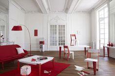 Bygg vilka möbler du vill med Meccano Home - Uppskalad version av metallbyggsatsen | Tjock / Hemmet #meccano #home