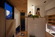33 Square Meters Compact House