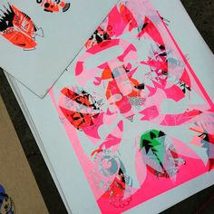 #gezeever #PrintJam #screenprint