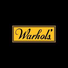 Warhol's #brand #parody #logo