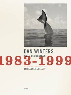 DAN WINTERS SHOW 2 #dolphin #dan #photography #winters #poster