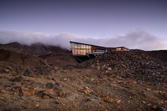 Landscape of the Cafe Knoll Ridge #mountain #architecture #volcano #caf