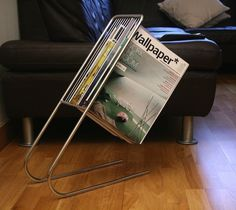 J-Me Float Magazine Rack #gadget