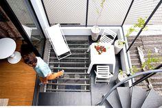 SuperLimao Studio Designed Urban House With Artistic Facade - #decor, #interior, #homedecor, #house, #home, #outdoor