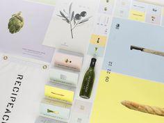 lbdod_recipeace_02 #recipeace #menu #design #restaurant #concept #identity
