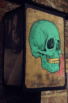 19dn2 #skull #fingaz #broken