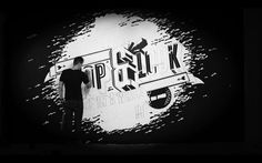 Type Mural + Video on Behance