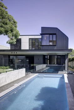 Studio P Designed a New Home in Suburban Sydney for a Growing Family