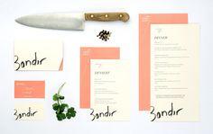 bondir menus #logo #menu #collateral