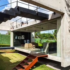 Brazilian House by Yuri Vital - #architecture, #house, #home, #decor, #interior,