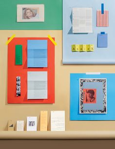 Select pages from I am Doradesigned by Claire Huss, fromGratuitous Type Issue 4. Huss's work is on view all month at our exhibition at #montage #display #color #composition
