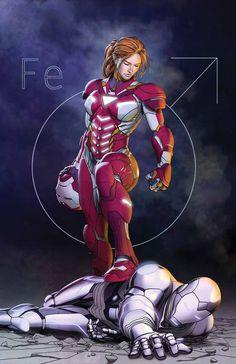 Superior Iron Woman