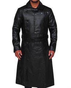 Jopling Grand Budapest Hotel Black Coat | Top Celebs Jackets