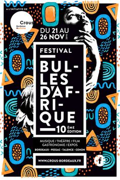 BULLETIN FESTIVAL OF AFRICA – 10TH EDITION