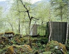 MMM #manmademad #norway #architecture #green