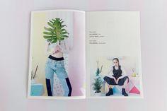 Swtr – Tiffany Jen #thesis #branding #styling #lookbook #publication #identity #fashion #logo #editorial
