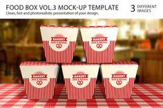 Food Box Vol.3 Mock-up Template  https://creativemarket.com/itembridge/3862-Food-Box-Vol.3-Mock-up-Template  SPEC: — Easy customization (b