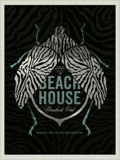 GigPosters.com - Beach House
