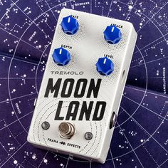 Frana Effects Moon Land Repeater Tremolo