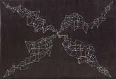 Victoria Haven - BOOOOOOOM! - CREATE * INSPIRE * COMMUNITY * ART * DESIGN * MUSIC * FILM * PHOTO * PROJECTS #abstract #print #line