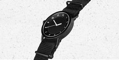 TID Watches #steel #black #watch