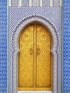 morocco #islamic #patterns