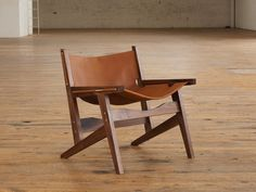 Phloem Studio Leather Chair
