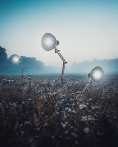 Surreal and Dreamlike Photo Manipulations by Jameasons