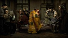 Dramatic Theatrical Photography by Andrey Kezzyn