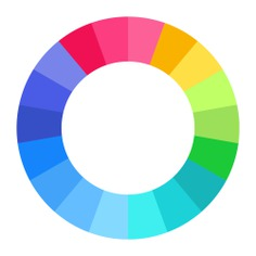See more icon inspiration related to color, wheel, art and design, edit tools, color wheel, variety, choose, colour, colours and colors on Flaticon.