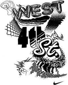 HORT #nike #design #graphic #short