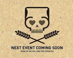 LoveLikeBeer #heart #beer #bottle #logo #skull