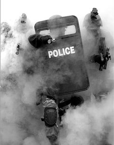 Photography inspiration #white #police #black #photography #and #bw