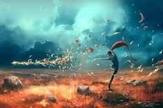 SAGITTARIUS from the Dancing Zodiac by AquaSixio