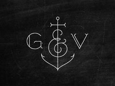 Dribbble - Global & Vine by Ross Bruggink #type #logo
