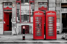 London Red #london red
