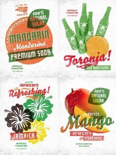 soda | Flickr - Photo Sharing! #logo #soda #branding