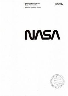 NASA 1976 Identity Guidelines | #nasa #logo #branding