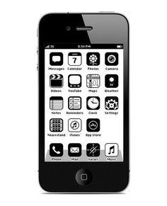 iOS '86 - Anton Repponen #iphone #retro #ui
