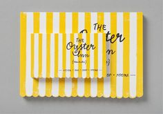 Best Awards Special Group. / The Oyster Inn #identity #design #graphic #branding
