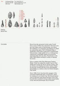 Flint | Bibliothèque Design #branding #design #graphic #identity #letterhead