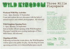 WILD KINGDOM #visual #identity
