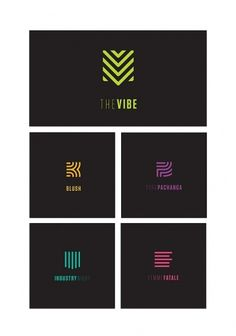 Logos #logo #colorful #icons #nightclub