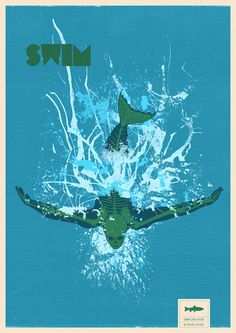 splash #fish #mike #illustration #splash #kus